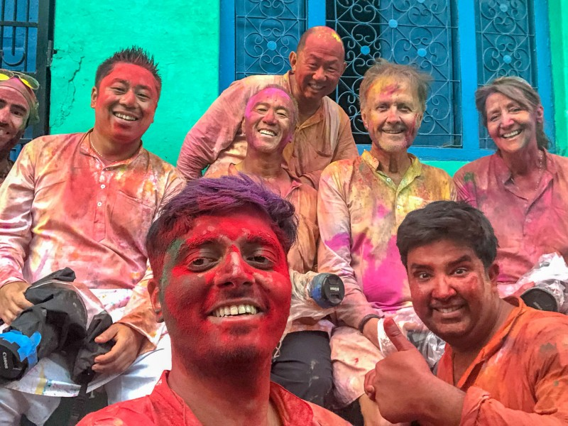 Colors of India 2020
