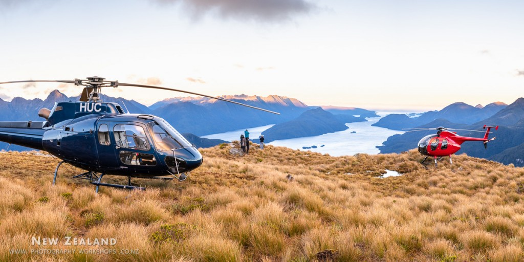 New Zealand Icons Photography Tour