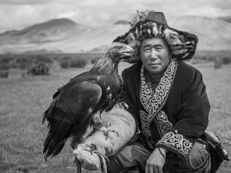 Mongolia - The Great Eagle Hunters and Naadaam Festival