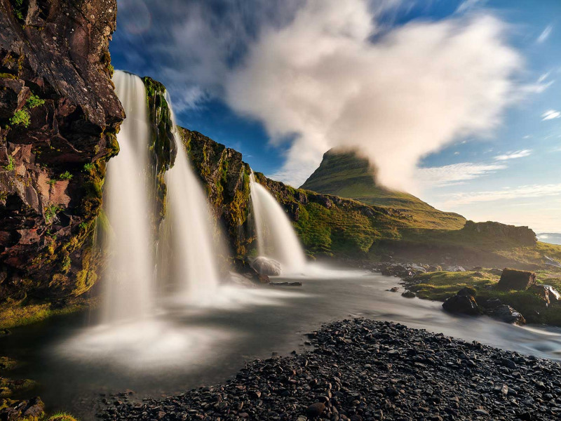 Chasing a Midnight Sun: 12-day Iceland Landscape Workshop Gallery Thumbnail