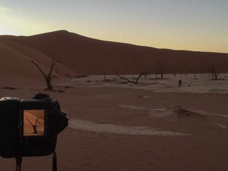 Composing the Dunes: 13-day Namibian Photography Adventure