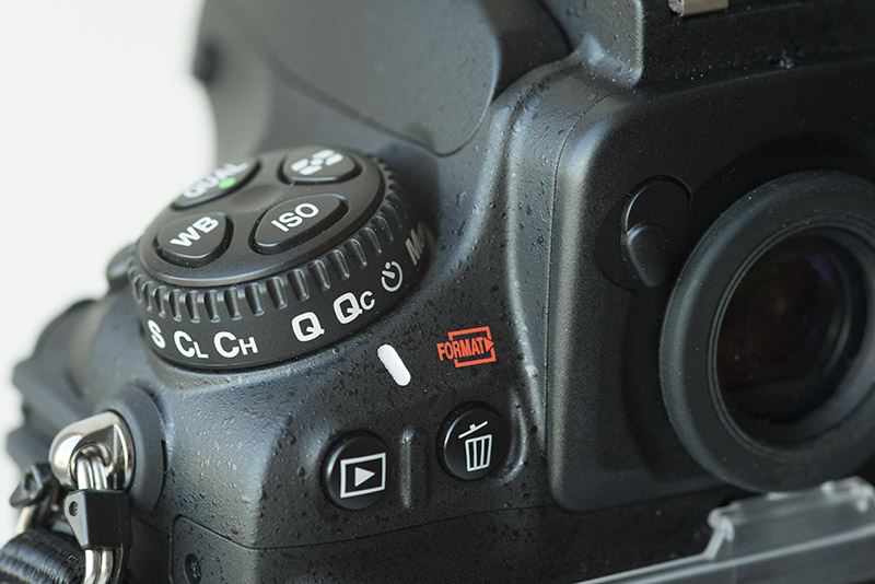 Nikon D810 Review Quiet Mode