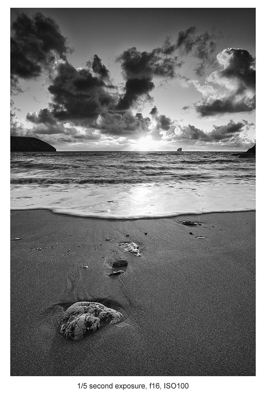 How to Take Black and White Landscape Photos