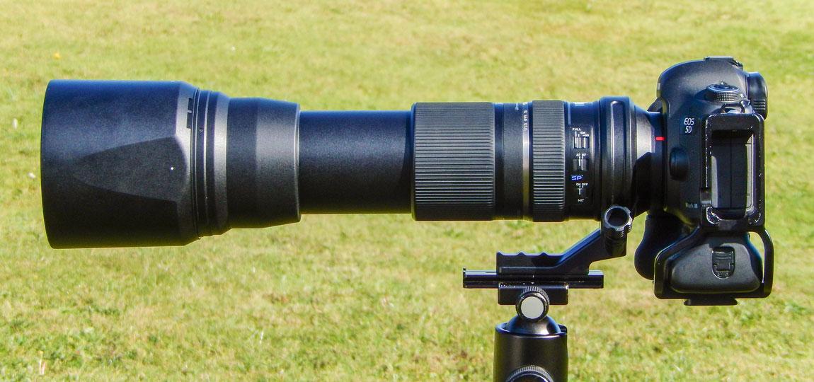 Review Tamron Sp 150 600mm F 5 6 3 Di Vc Usd Lens