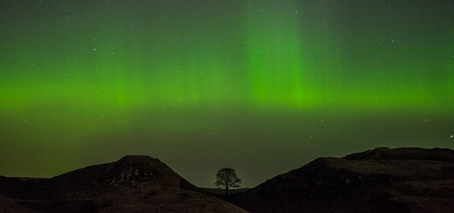 How to Photograph the Northern Lights in the UK