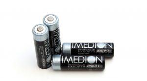 batteries flashgun