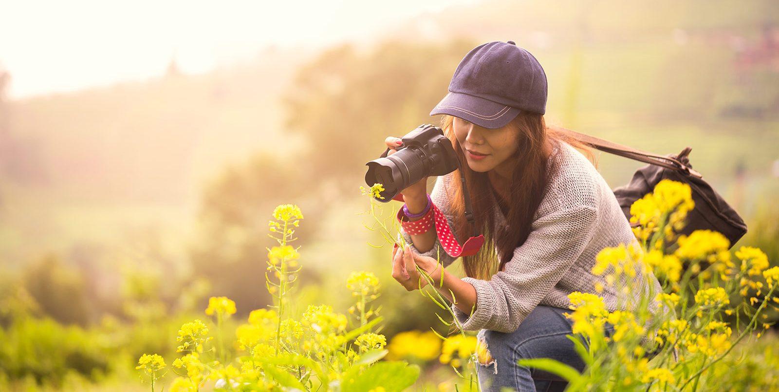 ideas for summer wildlife photography