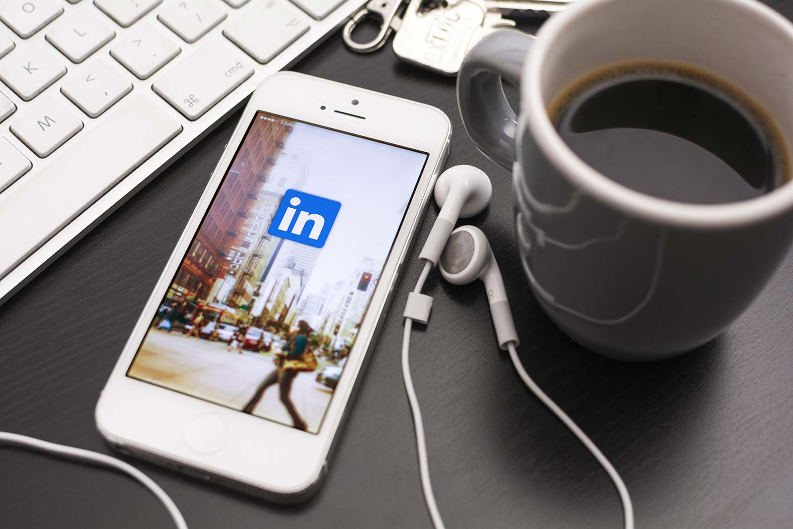 linkedin for photography