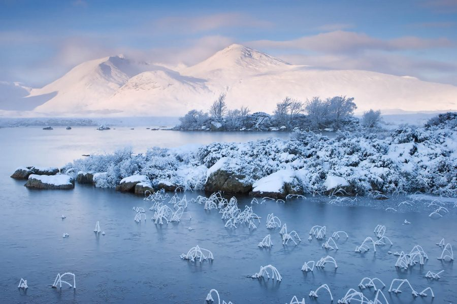 How to Photograph Winter Landscapes | Nature TTL