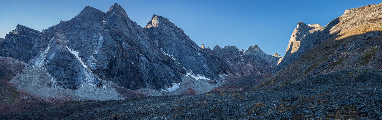alaska arrigetch peaks