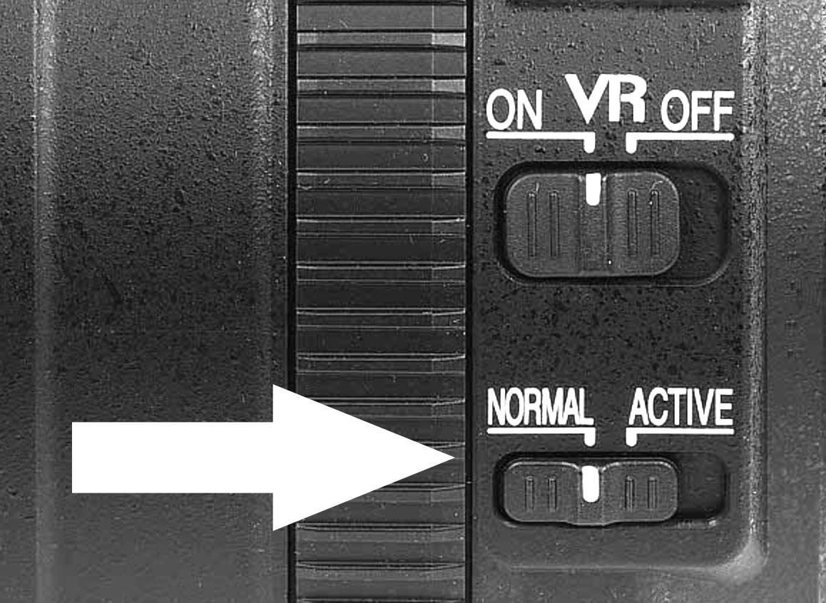 get sharper photos vibration reduction