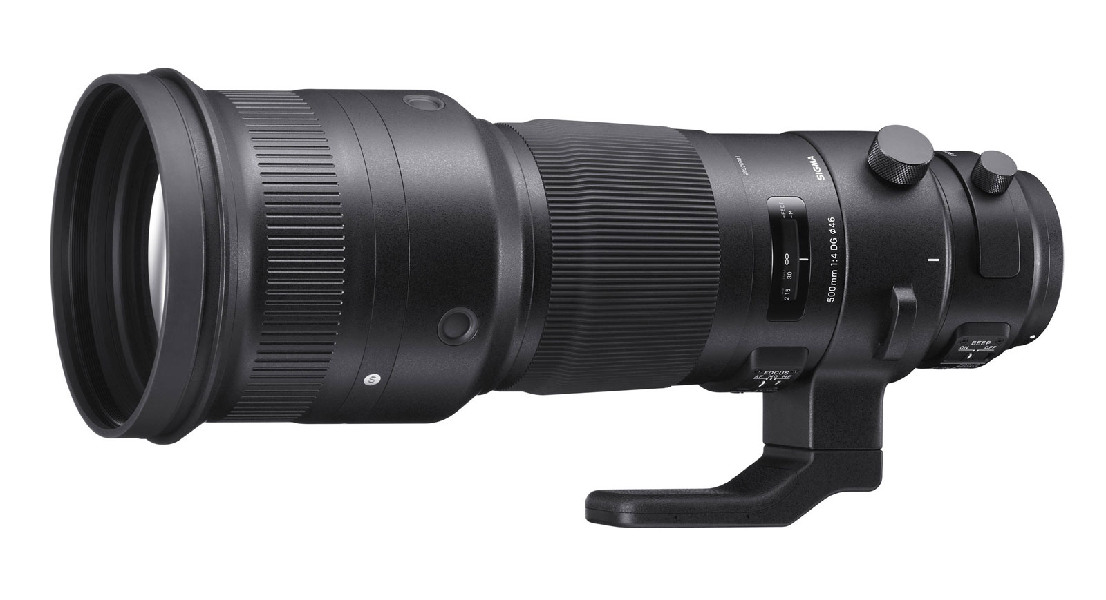 sigma 500mm f/4 lens review
