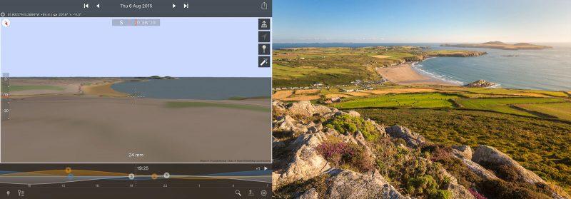 photographers ephemeris 3d review comparison shot