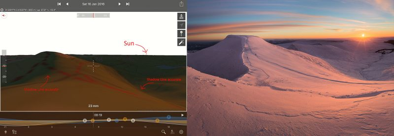 photographers ephemeris 3d example review