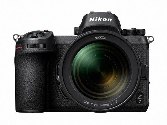 best landscape photography camera