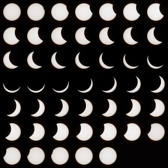 how to make solar eclipse film filter telephoto lens