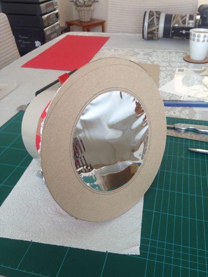 homemade solar eclipse filter telephoto lens
