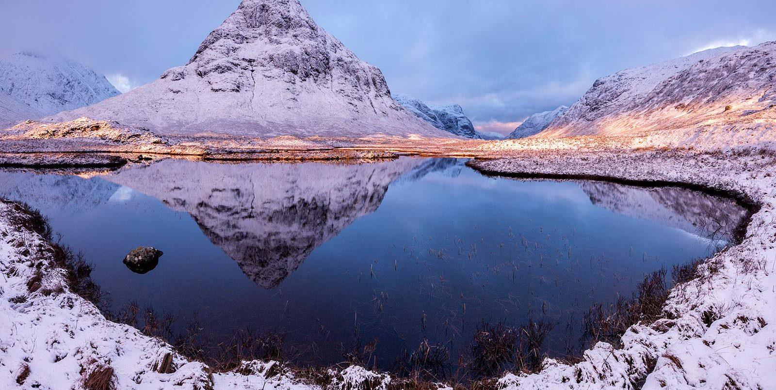 sharper landscape photos
