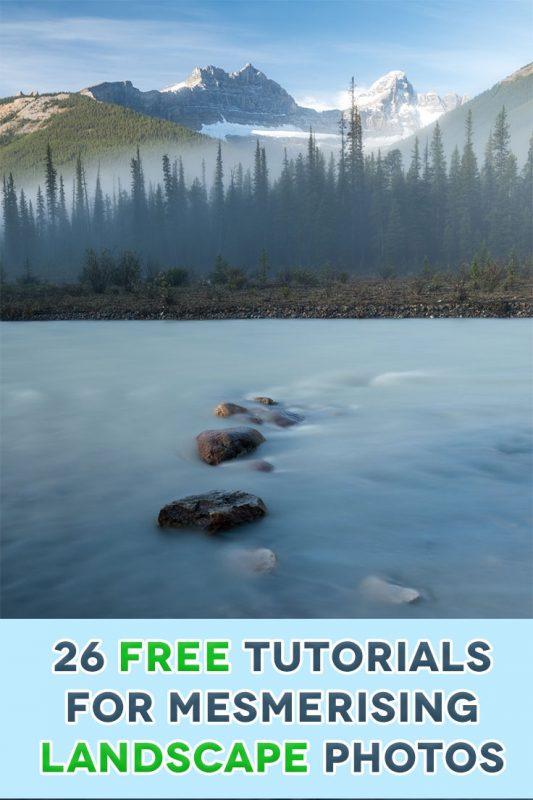 landscape photography tutorials