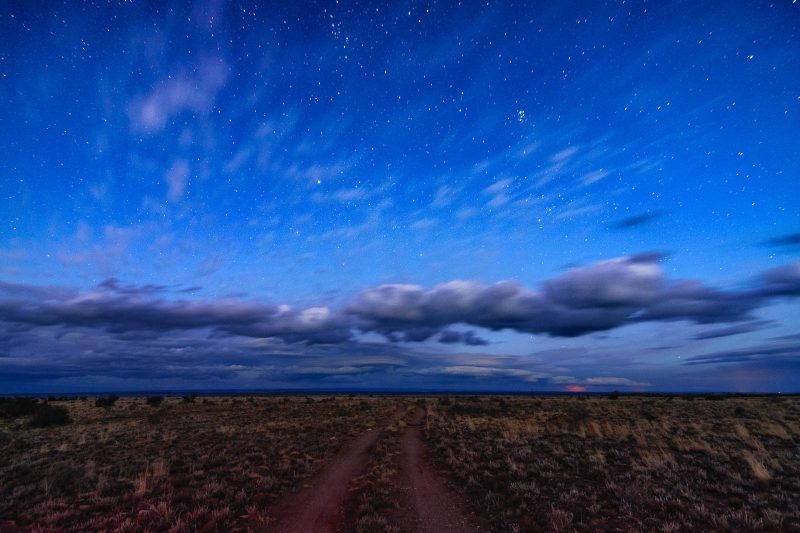 star nightscape photos processing tips