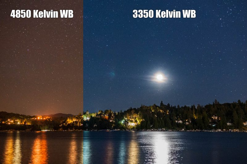 nightscape star processing mistakes