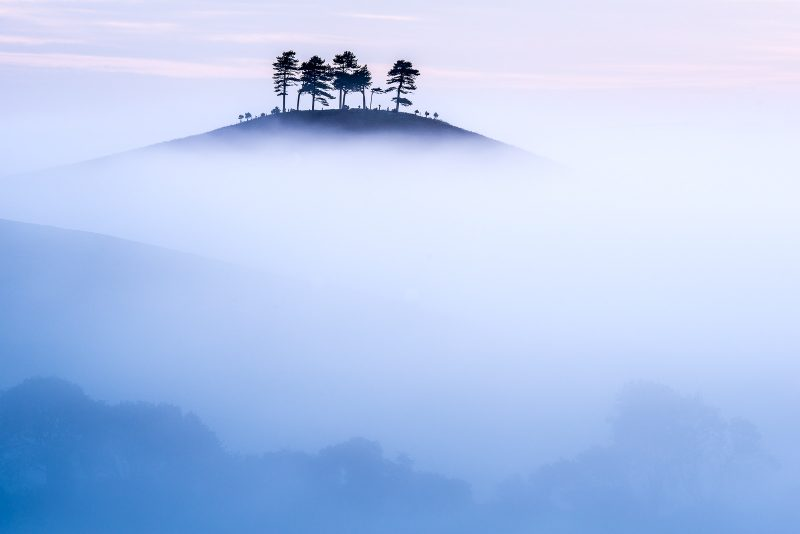 telephoto landscape photography