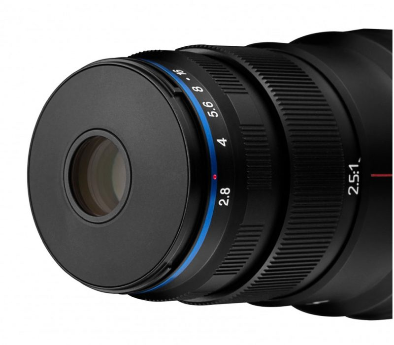 laowa 25mm f2.8 lens review macro