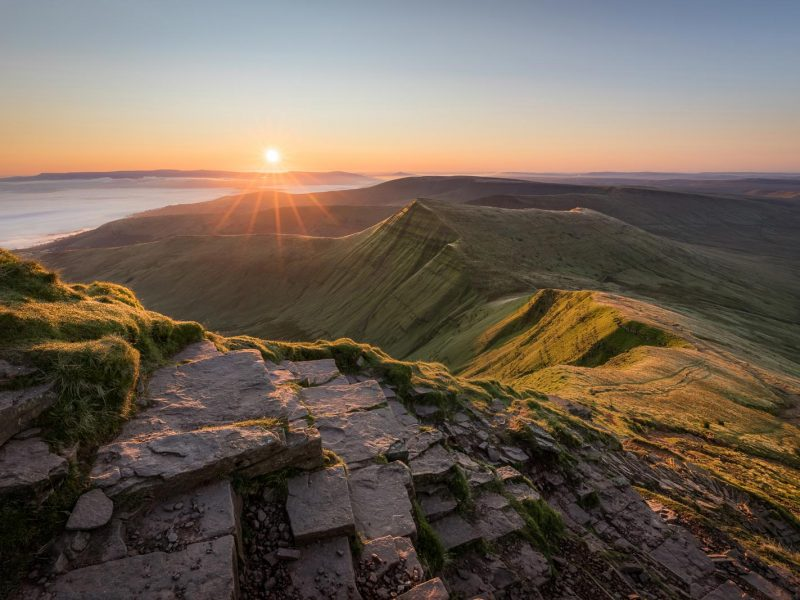 How to Create Sun Stars in Landscapes and Avoid Lens Flare
