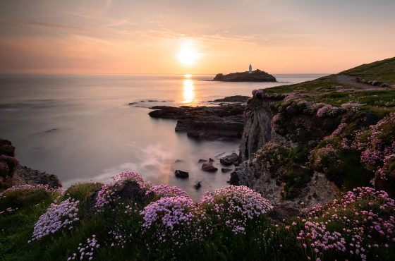 best landscape photography locations in cornwall