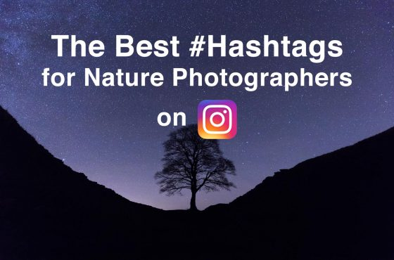 best hashtags for nature photography on instagram