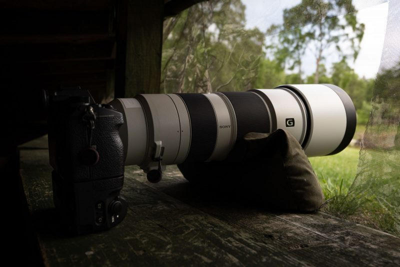 sony 200-600mm lens review