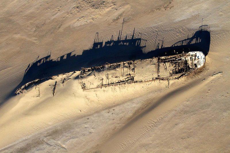 Eduard Bohlen shipwreck